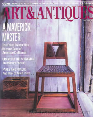 Art & Antiques May 1988