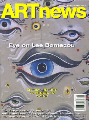 Art News September 2003