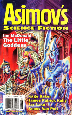 Asimov's Science Fiction June 2005