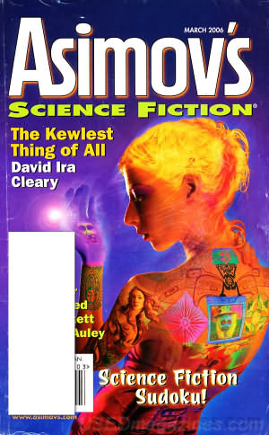 Asimov's Science Fiction March 2006