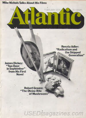 Atlantic Monthly, The February 1970