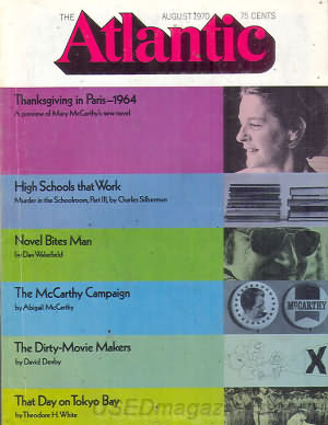 Atlantic Monthly, The August 1970