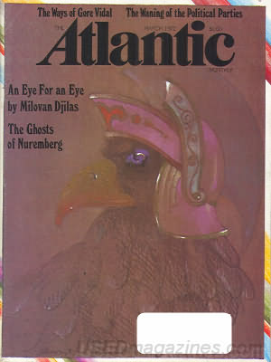 Atlantic Monthly, The March 1972