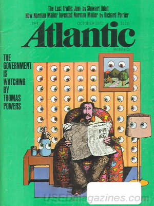 Atlantic Monthly, The October 1972