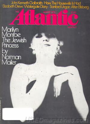 Atlantic Monthly, The August 1973