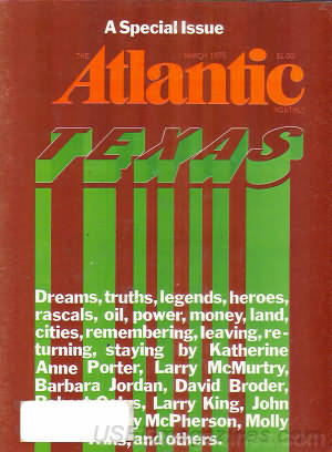 Atlantic Monthly, The March 1975