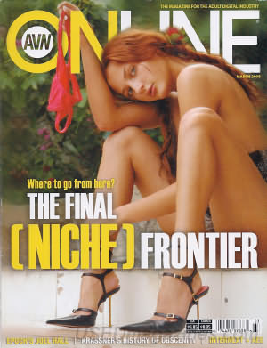 AVN Online (Adult Video News) March 2008