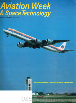 Aviation Week & Space Technology December 07, 1981