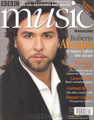 BBC Music April 2001