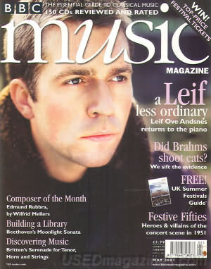 BBC Music May 2001