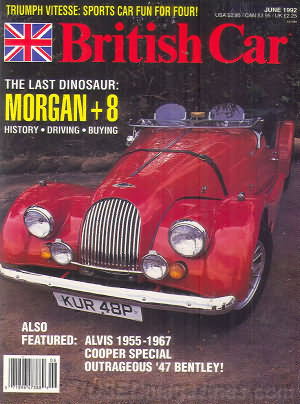 British Car June 1992