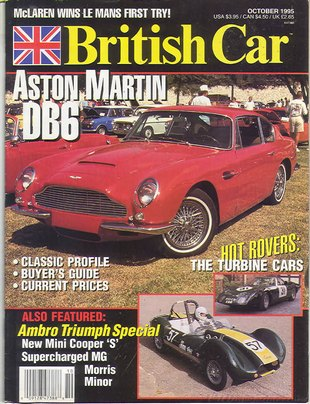 British Car October 1995 #57