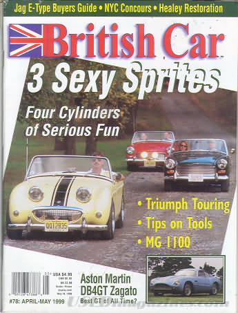 British Car April/May 1999
