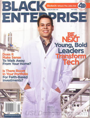 Black Enterprise May 2010