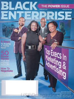 Black Enterprise February 2011