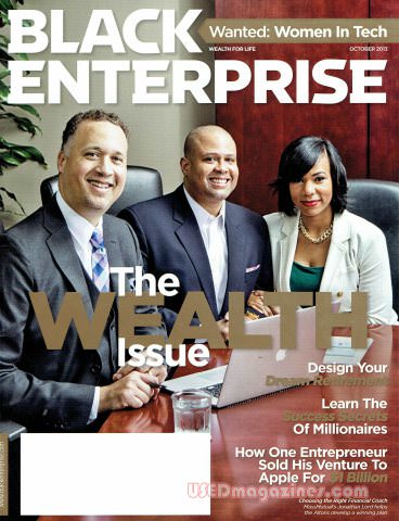 Black Enterprise October 2013
