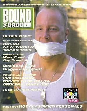 Bound & Gagged January 1999 Issue 68