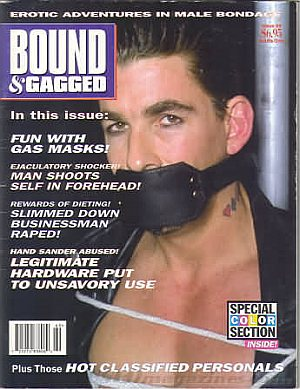 Bound & Gagged March 1999 Issue 69