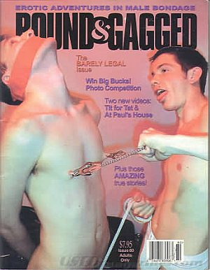 Bound & Gagged January 2001 Issue 80