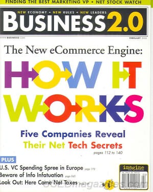 Business 2.0 February 2000