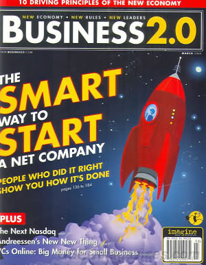 Business 2.0 March 2000