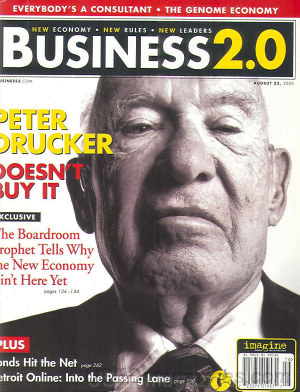 Business 2.0 August 22, 2000