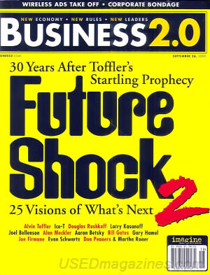 Business 2.0 September 26, 2000
