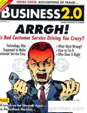 Business 2.0 July 10, 2001