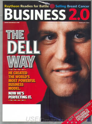 Business 2.0 February 2003