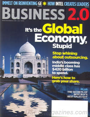 Business 2.0 July 2004