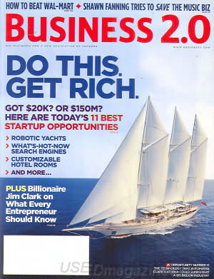 Business 2.0 May 2005