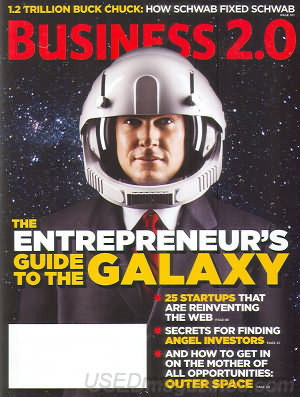 Business 2.0 March 2006