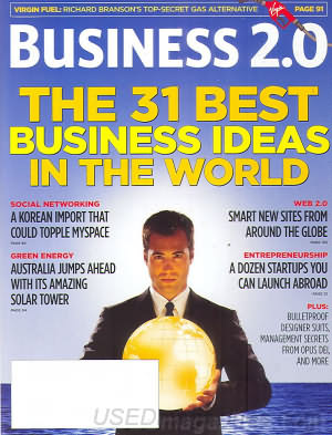 Business 2.0 August 2006