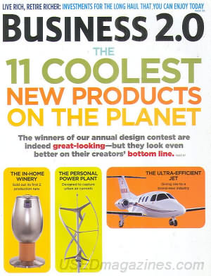 Business 2.0 April 2007