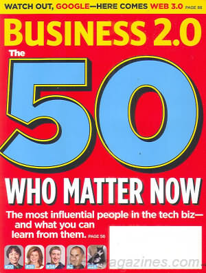 Business 2.0 July 2007