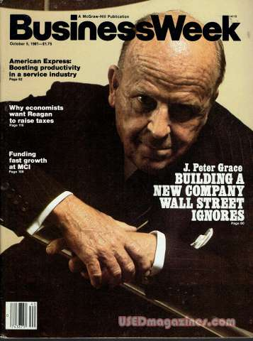 Business Week October 05, 1981