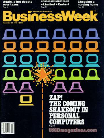 Business Week November 22, 1982
