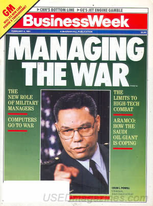 Business Week February 04, 1991