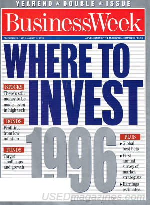 Business Week December 25, 1995