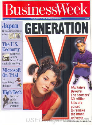 Business Week February 15, 1999