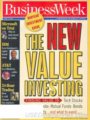 Business Week June 14, 1999