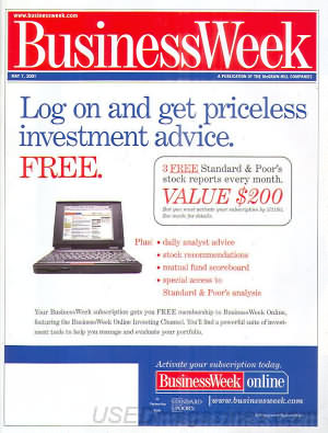 Business Week May 07, 2001