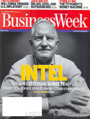 Business Week March 08, 2004