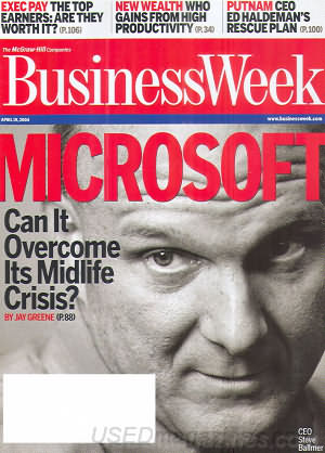 Business Week April 19, 2004