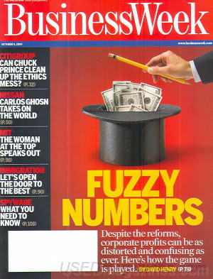 Business Week October 04, 2004