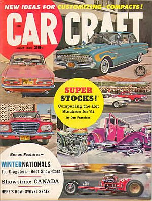 Car Craft June 1961