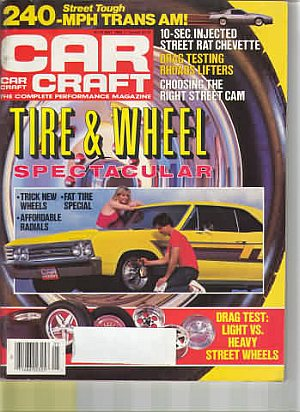 Car Craft May 1985