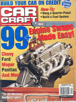 Car Craft December 2000