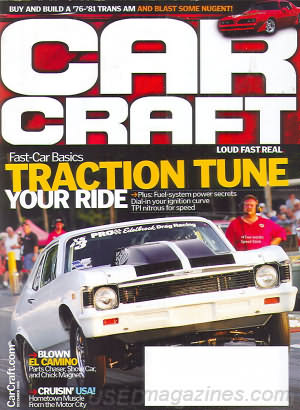 Car Craft December 2005