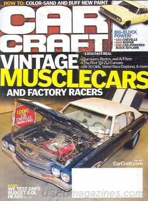 Car Craft May 2007